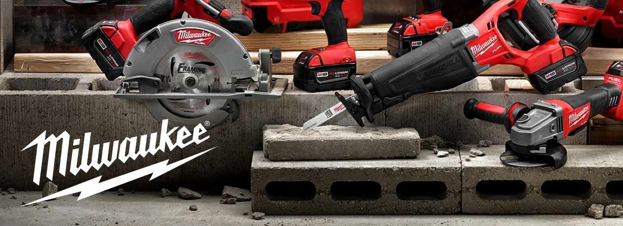 More about Milwaukee Power Tools